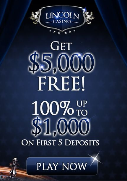 Lincoln Casino & Liberty Slots Roll Out $500 November Special Tournaments