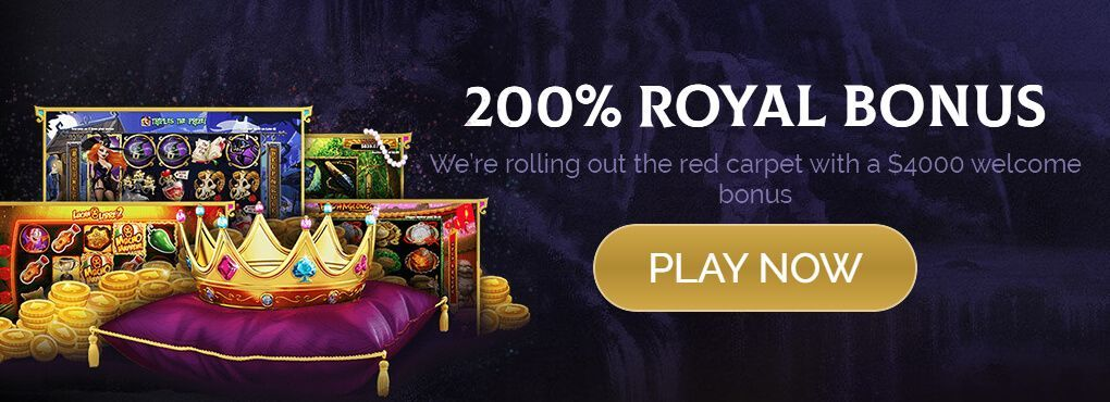 Try The Instant Play Option At Royal Ace Casino Today