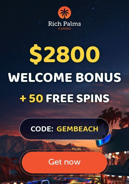 Rich Palms Casino No Deposit Bonus Codes